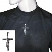 Réplique croix de Johnny